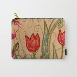 Tulips spring energy Carry-All Pouch