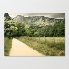 Anboto Canvas Print