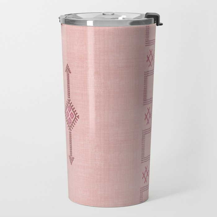 Bungalow Kilim Travel Mug