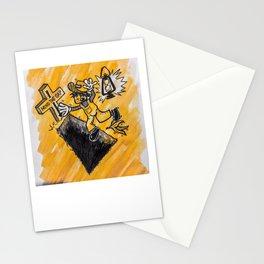 Mind The Gap Stationery Cards