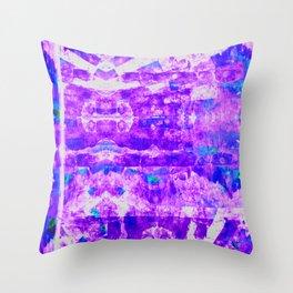 Bioluminescence 2 Throw Pillow