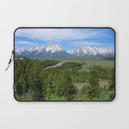 Snake River And The Grand Tetons Laptop Sleeve