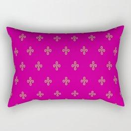 Pom Pom - Hue Rectangular Pillow