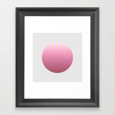 Fade M31 Framed Art Print