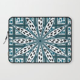 Strange inflorescence Laptop Sleeve