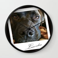 louis Wall Clocks featuring Louis online by Laake-Photos