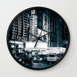 Film Noir, Friday Night Wall Clock