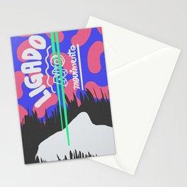 Ligado no Movimento Stationery Cards