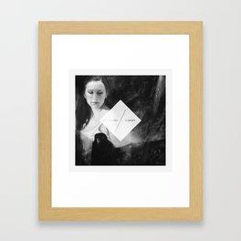 John Derek Bishop Colleges Artwork Framed Art Print