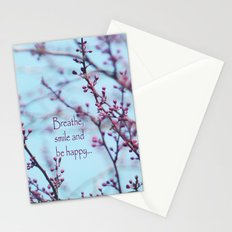 Spring Air Stationery Cards