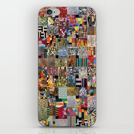 Contemporary Artists iPhone Skin