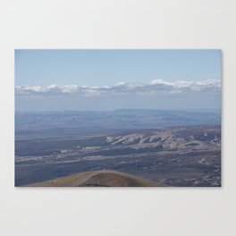 A View from Tongariro Trail Canvas Print