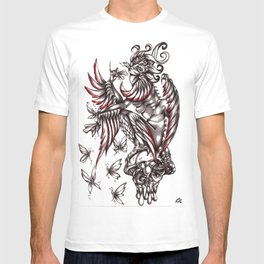 Butterfly's diet T-shirt