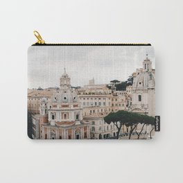 View of Rome from Piazza Venezia, Italy Carry-All Pouch