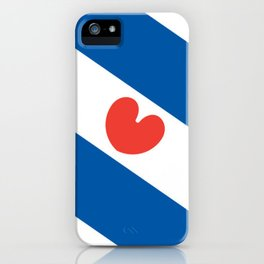 Flag of Friesland iPhone Case