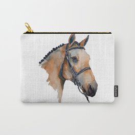 Horse #5 Carry-All Pouch