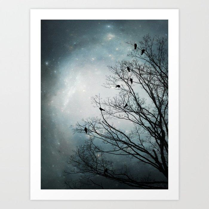 Star Storm Art Print