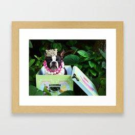 Princess CupCake Framed Art Print