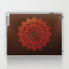 okshirahm woodcut Laptop & iPad Skin