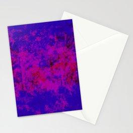 4G-Nebular Pinklett Stationery Cards