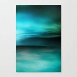 Flowing 2 Canvas Print