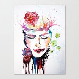Liquid Dreams Canvas Print