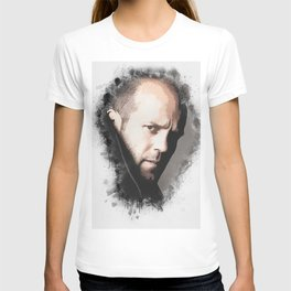 A Tribute to JASON STATHAM T-shirt