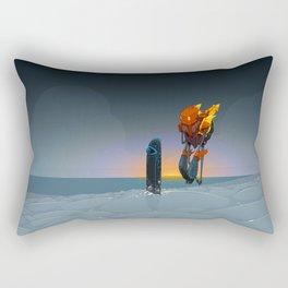 Phobos Rectangular Pillow