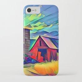 Ideal Farm iPhone Case