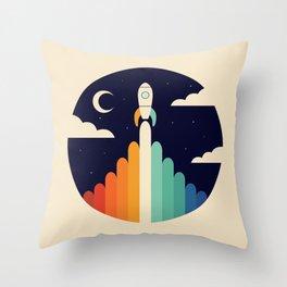 Up Throw Pillow