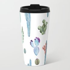 tropical forever Travel Mug