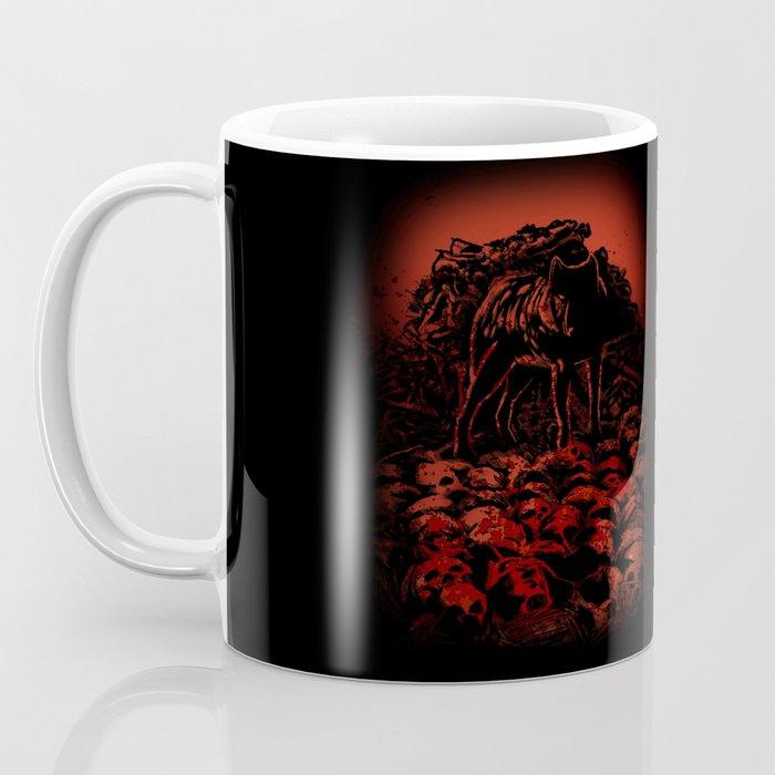WOLFTHRONE Coffee Mug