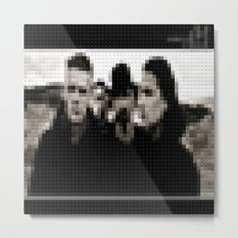 The Joshua Tree - LegoBriks Metal Print