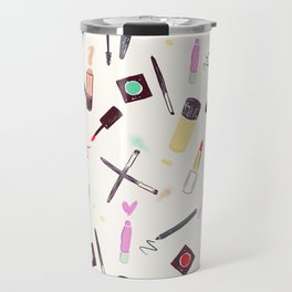 Let's Make-up! Travel Mug