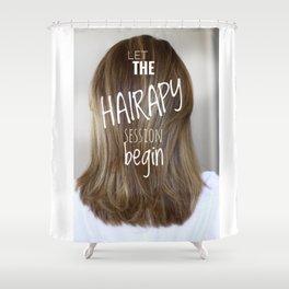 Hairstylist Shower Curtain