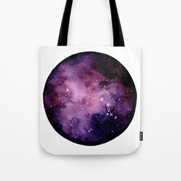 Watercolor zodiac constellation aries Tote Bag