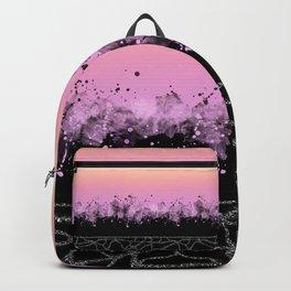 Art decor Backpack