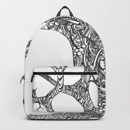 Tree Doodle Backpack