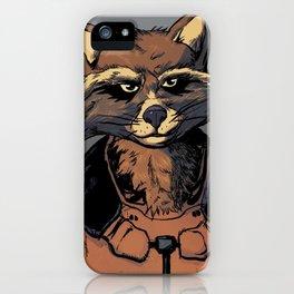 Rocket iPhone Case