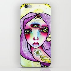 Grape Soda iPhone & iPod Skin