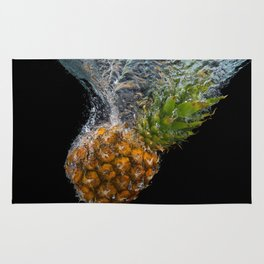 Sinking pineapple Rug