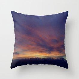 Melrose Morning Throw Pillow