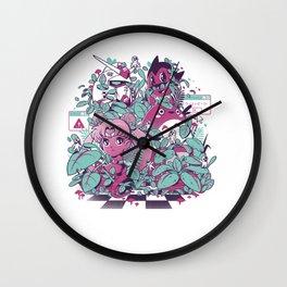 A N I M E W A V E Wall Clock