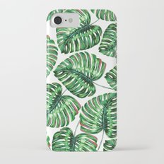 Tropical Greenery #society6 #decor #buyart iPhone 7 Slim Case