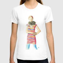 Striped Dress T-shirt