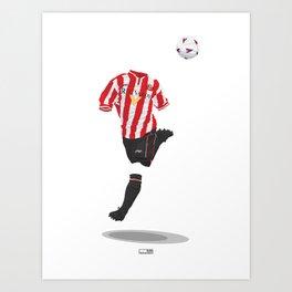 Sunderland 1999-2000  Art Print