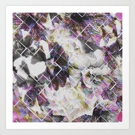Broken fortune Art Print
