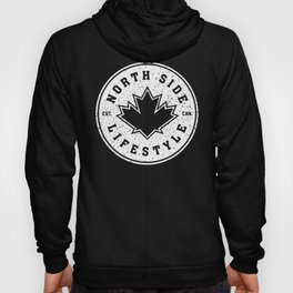 North Side Lifestyle (white) Hoody