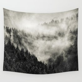 In My Other World // Old School Retro Edit Wall Tapestry
