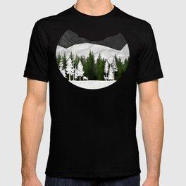 Forest Scene T-shirt